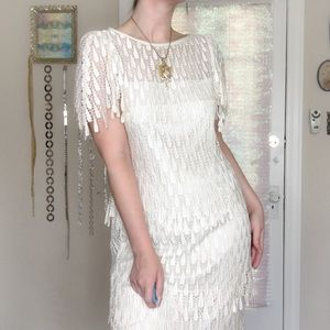Tears of Lace 💧 70's Dress